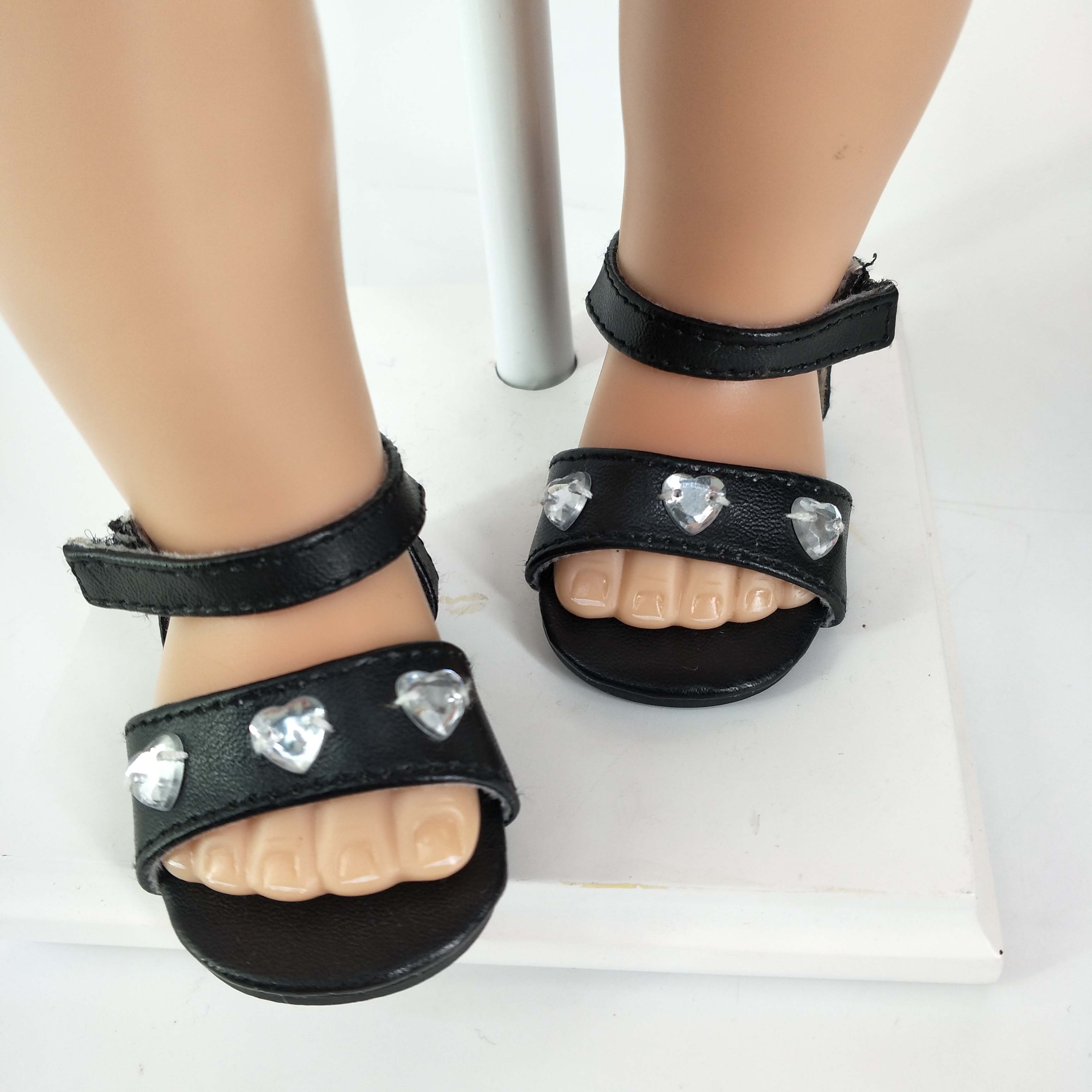 18 inch girl doll shoes
