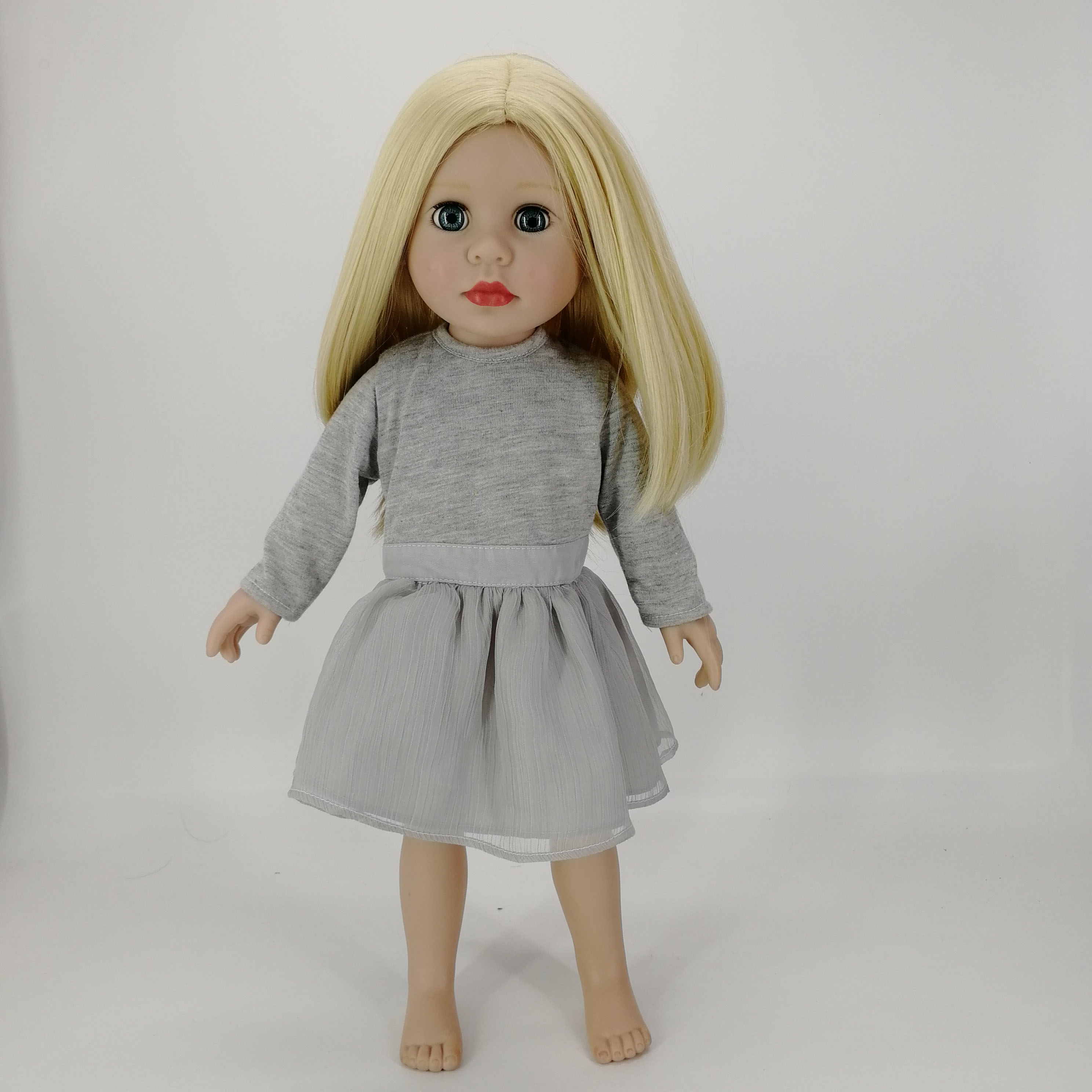 Doll clothes and accessories set