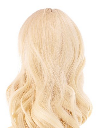 long curl wig for girl doll,curl wig for vinyl doll