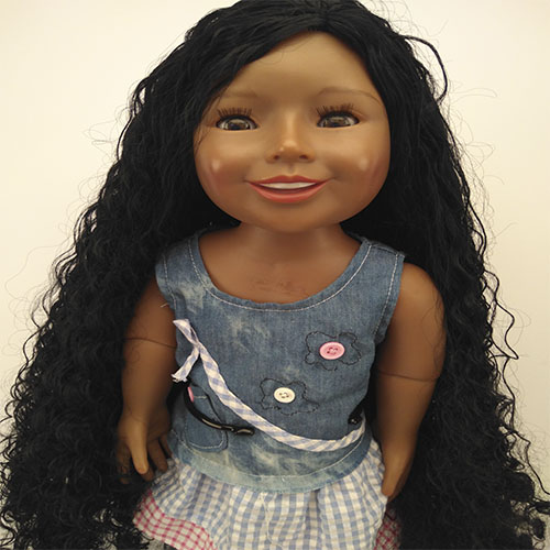 american girl doll for 18 inch vinyl doll