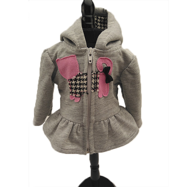 new design winter doll clothes